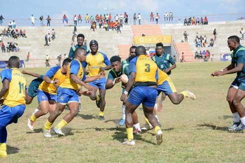 Rugby-Gold Top : La CNaPS frappe fort à l'entrée