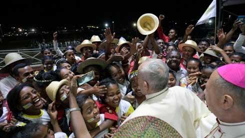 Dans le sillage du pape François : L'encyclique Laudato si trouve écho  chez les défenseurs de la Nature