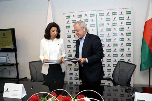 Télécommunications : Un accord de 100 millions de dollars entre Telma et Ericsson pour la modernisation du réseau et la projection vers la 5G
