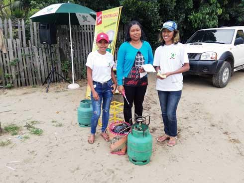Vitogaz :  Renforce l'accès au gaz à travers sa campagne Kit Fatapera