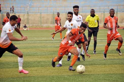 Football – Coupe de la CAF : Fosa Juniors s'impose face à la RS Berkane