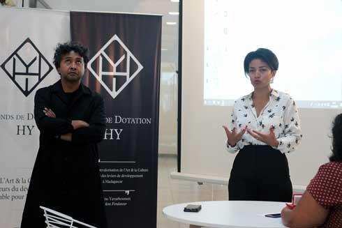 Fonds de dotation HY : Une nouvelle plateforme artistique  pour  2020