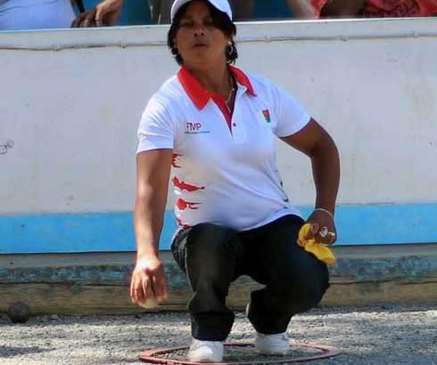 Handisport-CCCHOI  : Madagascar remporte deux titres en pétanque
