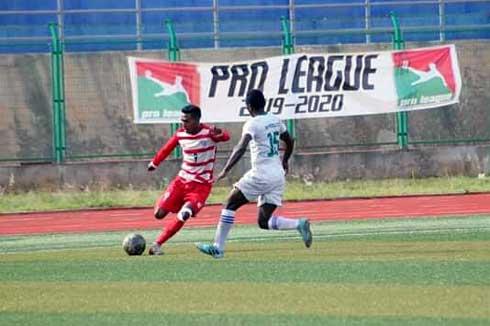 Football – Orange Pro League : Une belle affiche CNaPS Sport – COSFA