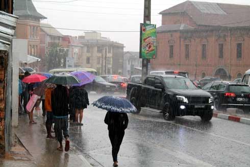 Prévisions météo : Retour des précipitations pour les trois prochains jours