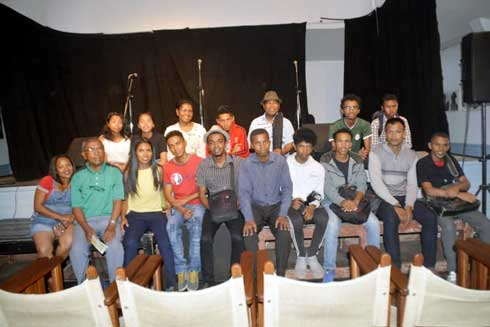 Littérature : Faribolana Sandratra continue son rendez-vous mensuel