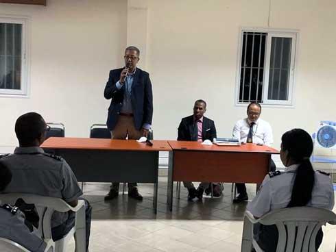 Coronavirus : Des mesures d'urgences au niveau des douanes à Toamasina