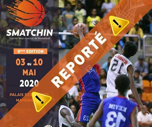 Basket-ball : La fédération suspend toutes ses activités