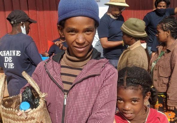Aide sociale : Graine de Vie offre des PPN à 5 000 ménages