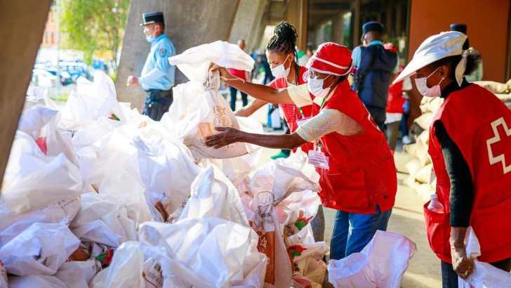 Opération « Vatsy Tsinjo » : 500 bénévoles participent au packaging