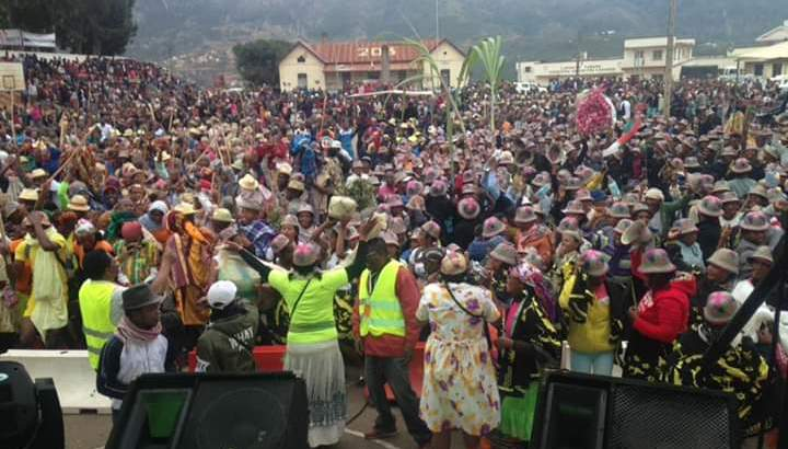 Danse : Le «kidodo», la parade nuptiale betsileo