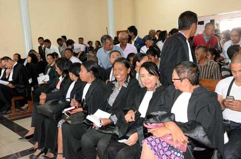 Palais de Justice : Audience publique limitée à 50 personnes