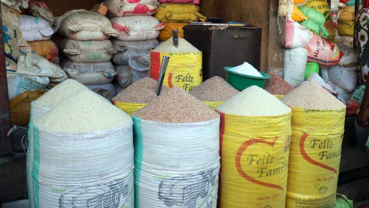 Produits de première nécessité : Tendance à la hausse des prix du riz