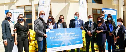 Crise sanitaire : La BGFIBank se veut être un partenaire de référence