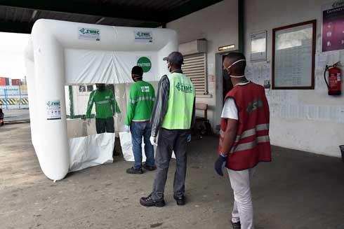 Covid-19 – Toamasina : SMMC priorise la santé des clients et des employés
