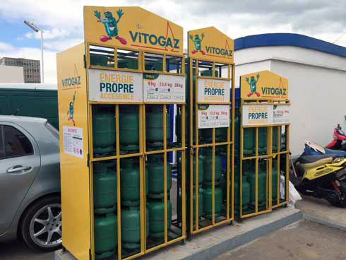 Gaz domestique : Baisse de 12% des prix, la bouteille de 9 kg à 57 000 ariary