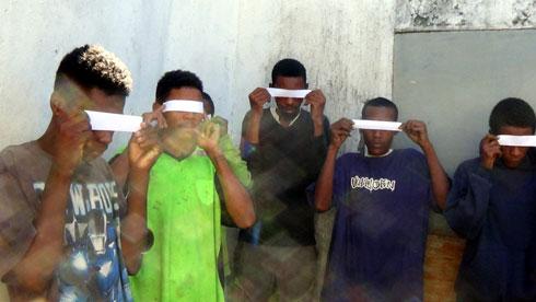 Tsy fandriampahalemana eto Toamasina :Voasambotry ny polisy ireo ekipa mpamaky trano tao amin'ny fokontany 11/52