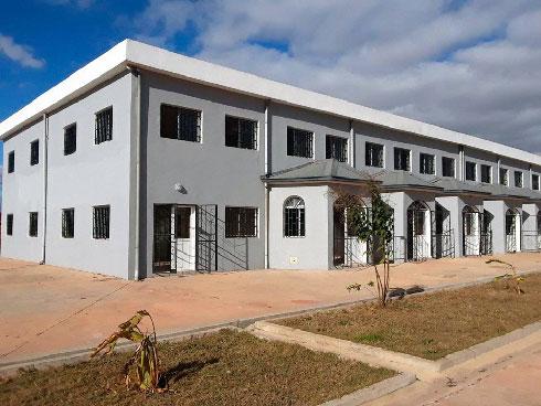 Rugby-Centre de formation à Andohatapenaka : La réception technique reportée au 1er juillet