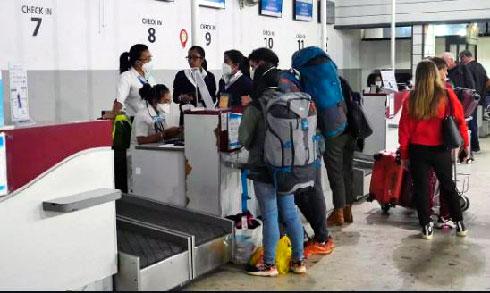 Crise du Coronavirus : 2 000 autres Français souhaitent quitter le pays