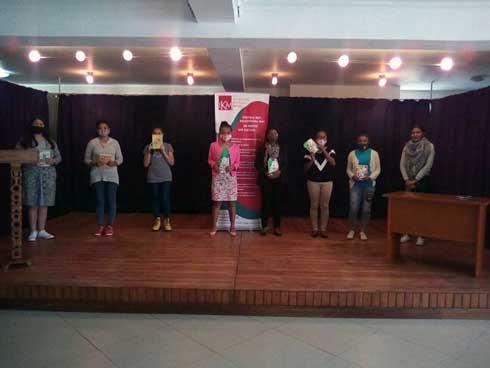 Concours de dictée à l'IKM : Sept  participants récompensés