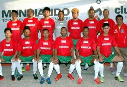Football Mundialido : Victoire écrasante de Madagascar face à l'Albanie
