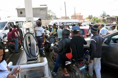 Stations-service : Fermeture à 18h pour Antananarivo