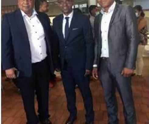 « Tous ensemble pour Madagascar » : Rasamimanana Hilarion élu président