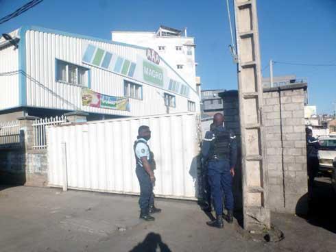 Direction Générale des Impôts : Magro Behoririka fermé manu militari, hier