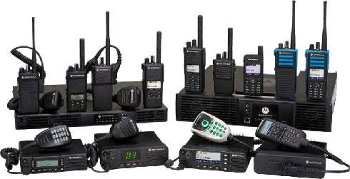 Radio bidirectionnelle :  Un appareil spécial PME lancé par Motorola Solutions