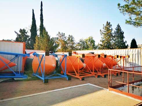 Projet Water III : Station de traitement d'eau conteneurisée à Ankadindratombo