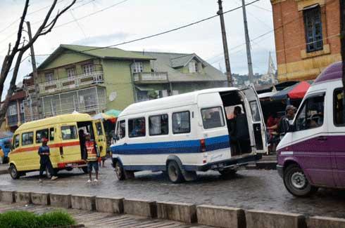 Transports terrestres : Une reprise tant attendue