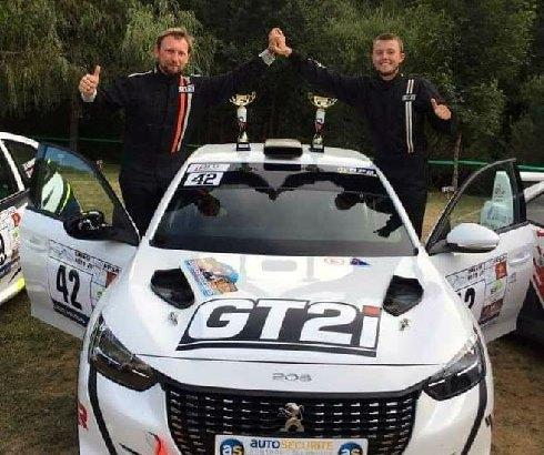 Rallye de Bagnols-les-Bains : Hugo Louvel survole la catégorie RC4