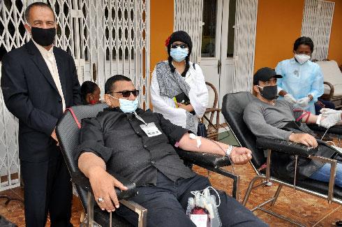 Don de sang : l'Iran donne la vie au CNTS
