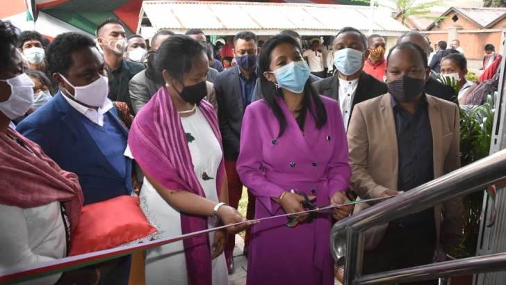 Anosy :Le CNEMD inauguré
