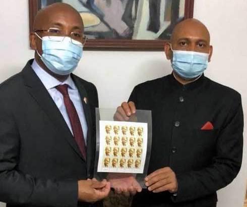 Ouverture de galerie à l'Ambassade de l'Inde : L'art  au service de la  relation bilatérale