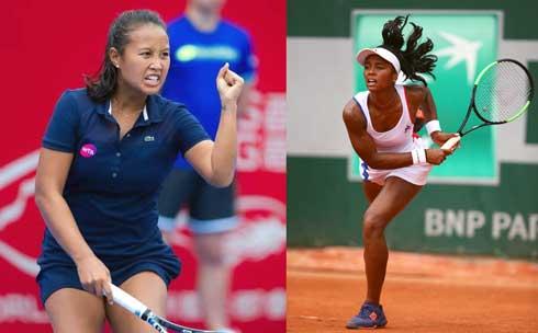 Tennis-Roland Garros : Tessah et Irina en lice !