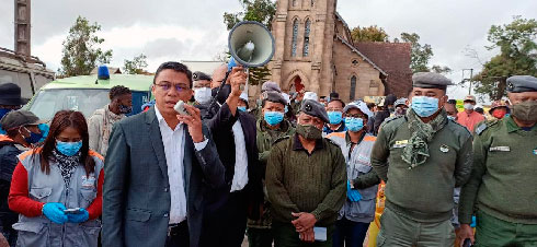 Randrianarison Fanomezantsoa Rodellys : « Tolérance zéro contre la corruption dans la Police »