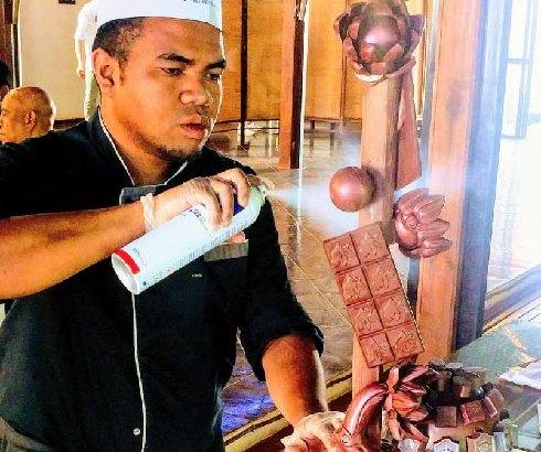 Chocolaterie : Mise en place d'un premier programme de formation à Madagascar