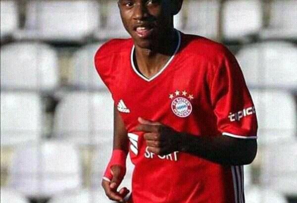 Bayern de Munich :Remy Vita dans le grand bain