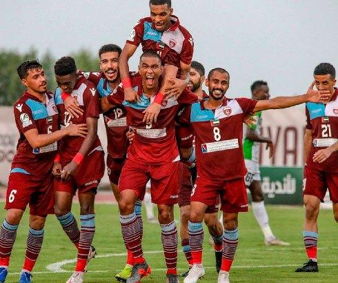 Coupe des Emirats arabes unis : Faneva Ima marque son premier but