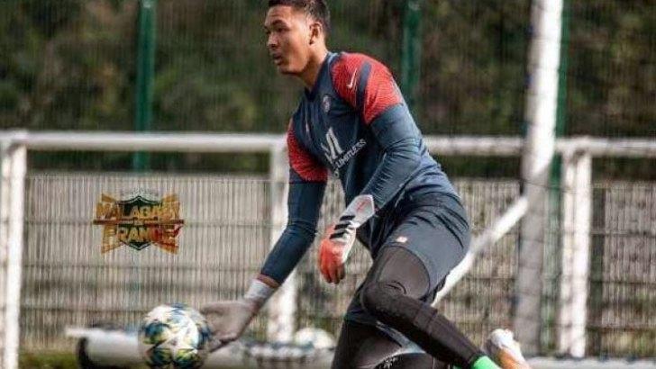 Foot-PSG :Mathyas Randriamamy en Ligue des champions ce soir