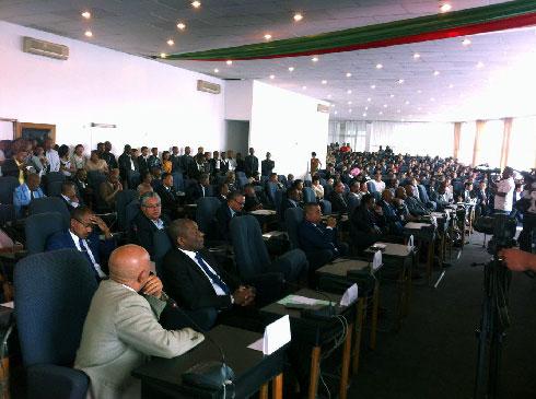 Palais d'Anosikely : Mandat écourté pour les sénateurs sortants