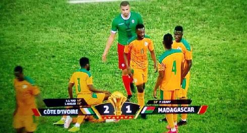 Football- CAN 2022 : Courte défaite des Barea face aux Eléphants de Côte d'Ivoire