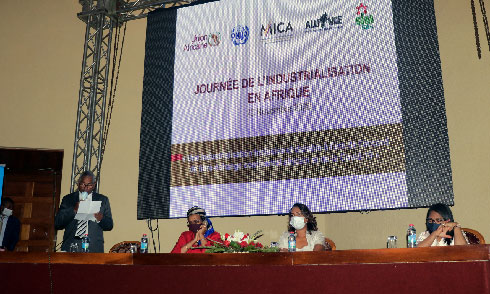 Région Atsimo-Andrefana : Mise en place d'un parc de transformation agro-industrielle