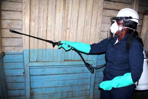Lutte contre le paludisme : Début de la désinsectisation à Ihorombe et Atsimo-Andrefana