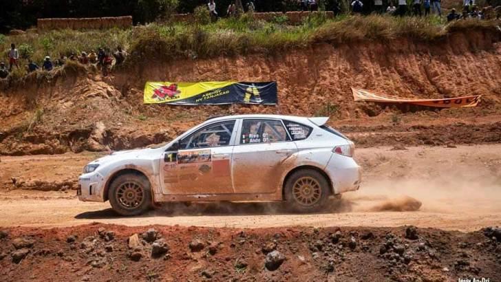 Rallye International de Madagascar :Victoire des frères Randrianarivony
