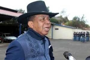 Le Secrétaire d'Etat à la gendarmerie nationale Richard Ravalomanana craint un regain du banditisme avec les sénatoriales. ( Photo d'archives)