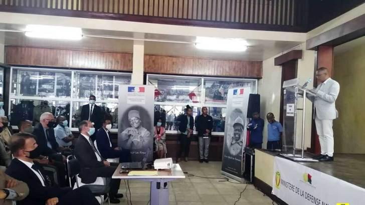 Deux guerres mondiales :Les jeunes soldats malgaches à l'honneur