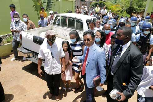 Marc Ravalomanana : Interpellé par les forces de l'ordre à la sortie d'un culte religieux