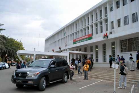 Assemblée nationale : 15 fonctionnaires partent à la retraite